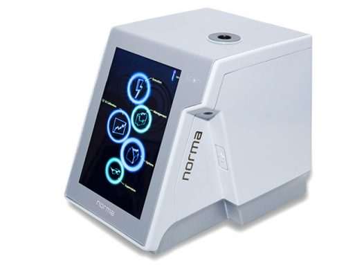 Icon 5, a haematology analyser that measures NRL